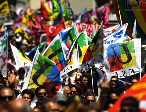 Se mobiliser pour l'emploi, les salaires et les solidarités jeudi 17 septembre